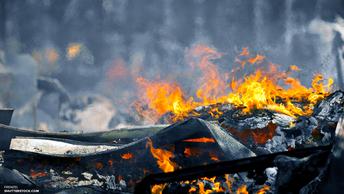 Дальний Восток в огне: За сутки площадь пожаров выросла в шесть раз