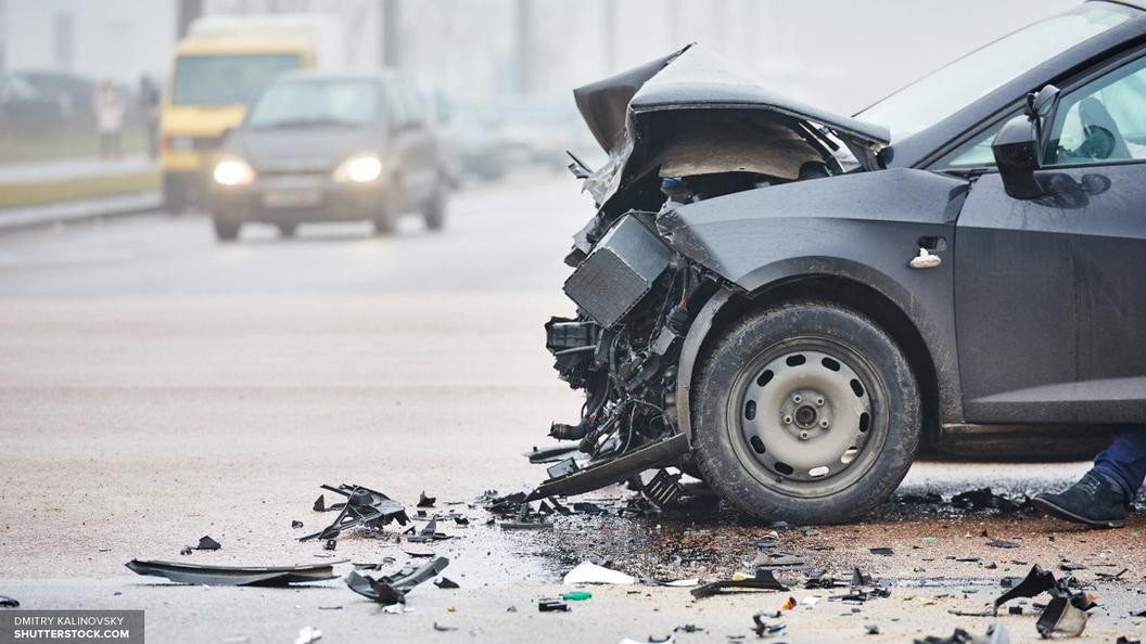 Доигрался: Подросток на машине сбил 10-летнюю девочку