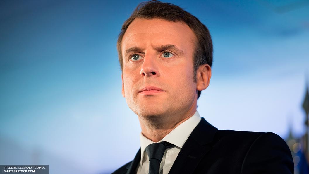 Назаморских территориях Франции Макрон лидирует навыборах президента