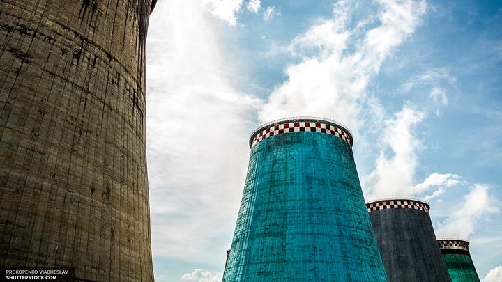 Украина решила потратить последние запасы угля Трипольской ТЭС ради Евровидения