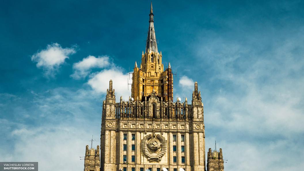 Захарова прокомментировала запрет украинской столицы наношение георгиевской ленты