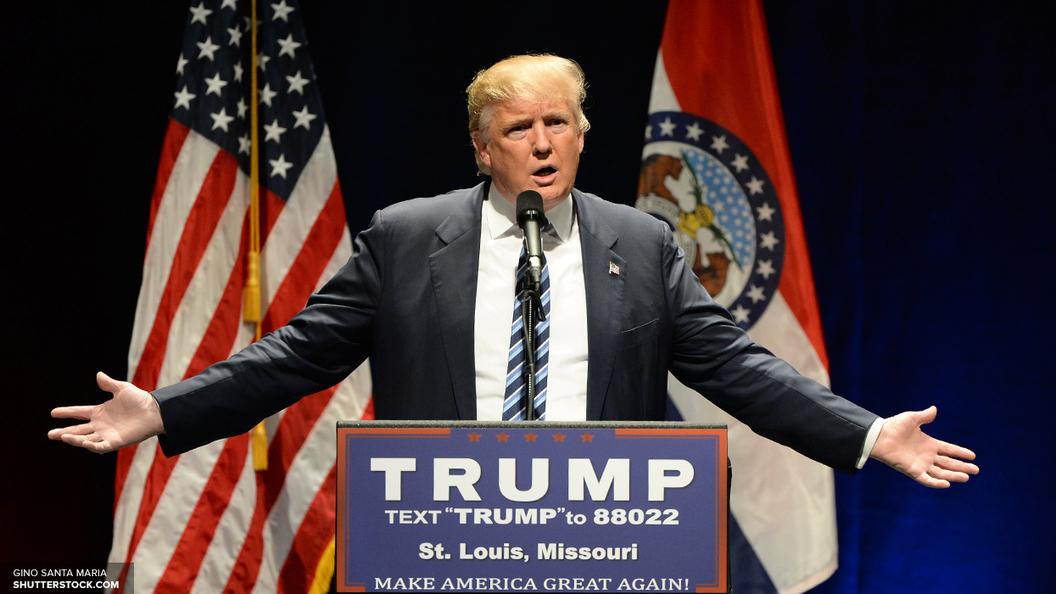 Трамп: уменя имеется абсолютное право делиться информацией сРоссией