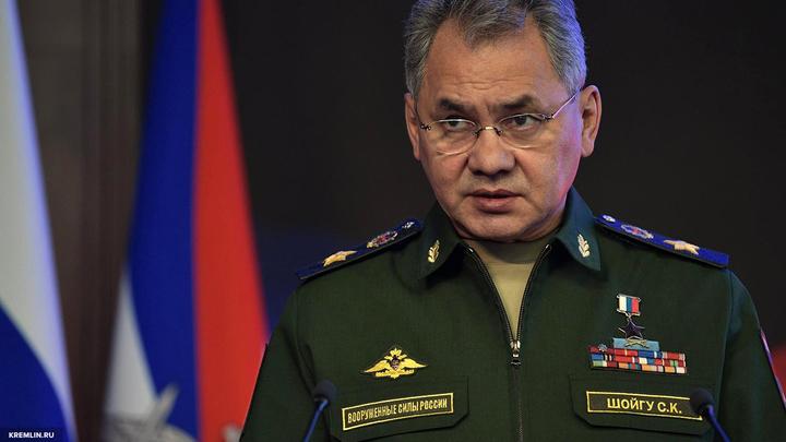 Шойгу: Украина, Сирия и Корейский полуостров - стратегически важные для России регионы