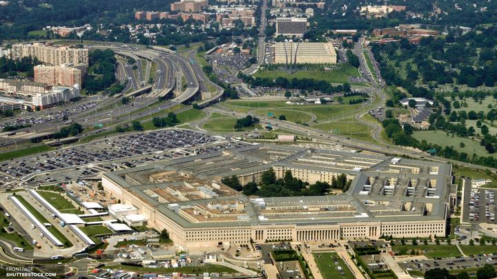 Пентагон пожаловался на перехват самолета-заправщика российским истребителем в Сирии