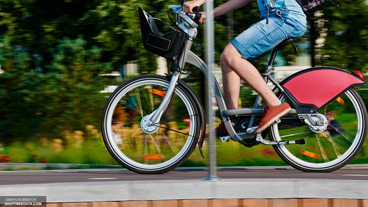 Велосипед GO: Пользователи смартфонов смогут найти свободный транспорт с помощью гаджета