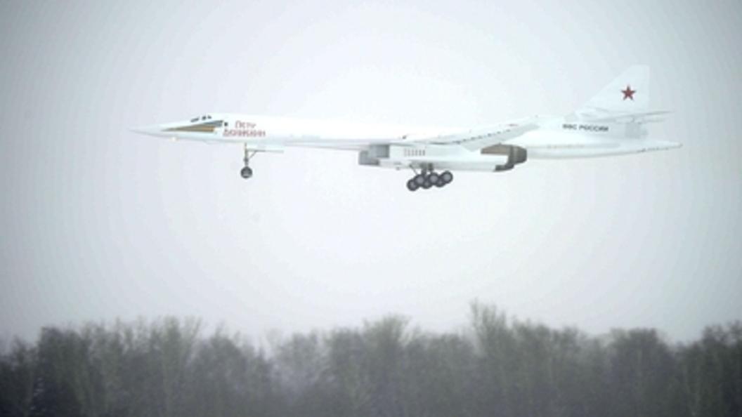 Границы РФ вАрктике защитят сверхзвуковые бомбардировщики Ту-160