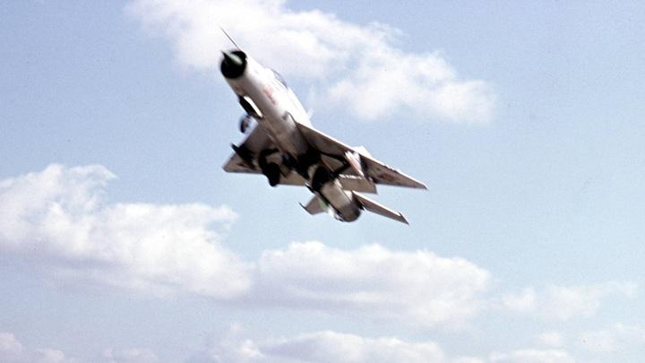 МиГ-21 нанесли удар в Ливии: Источники сообщают об уничтожении турецкого Boeing 747