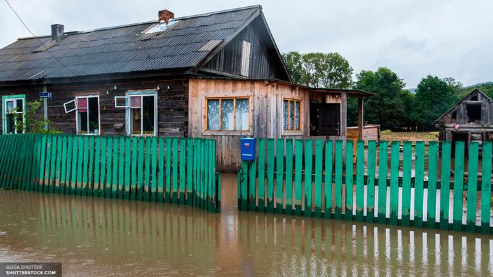 МЧС: На Ставрополье вода пошла на убыль