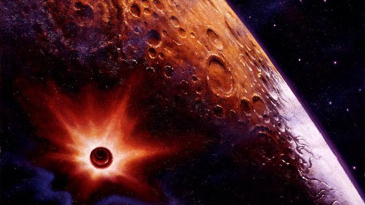 Открытая три года назад планета Солнечной системы обрела сказочное название