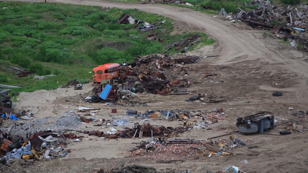Полигон бытовых отходов «Торбеево» вЛюберцах могут закрыть к2020г