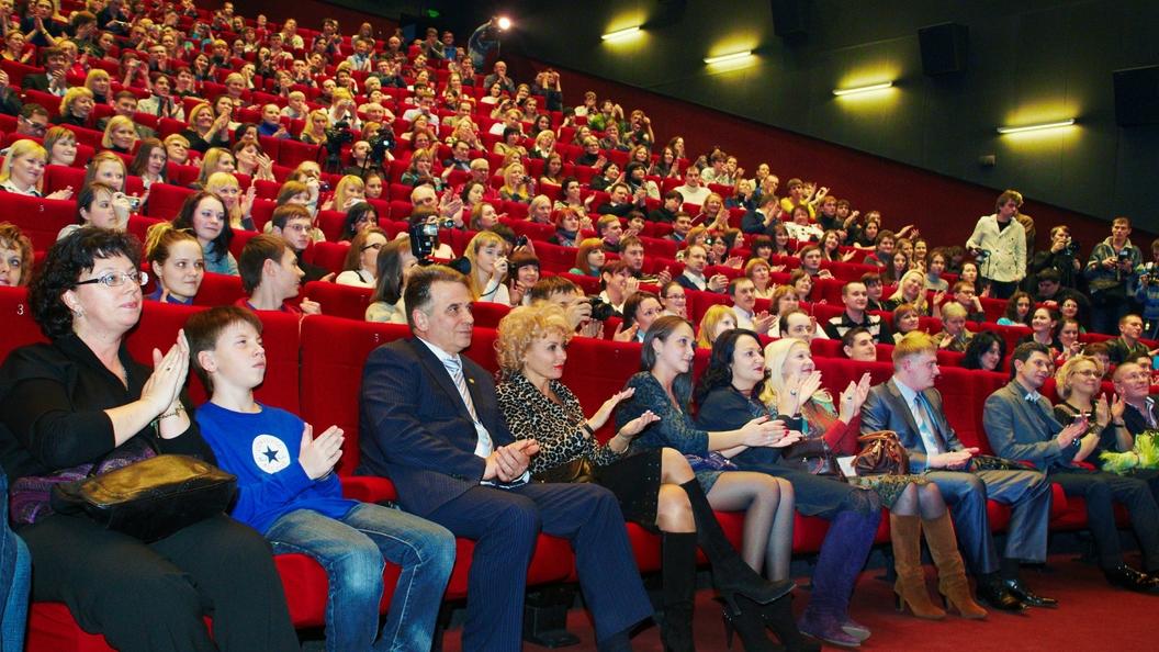 Московские власти предложили выбрать программу Ночи кино - 2017, но выбора не дали