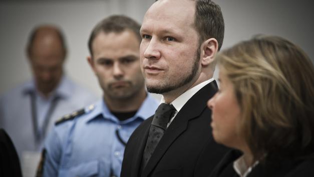 ЕСПЧ увидел ложные основания в жалобе террориста Брейвика