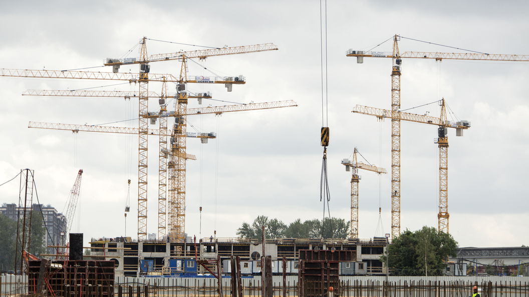 Две компании хотят взяться за достройку ЖК Царицыно