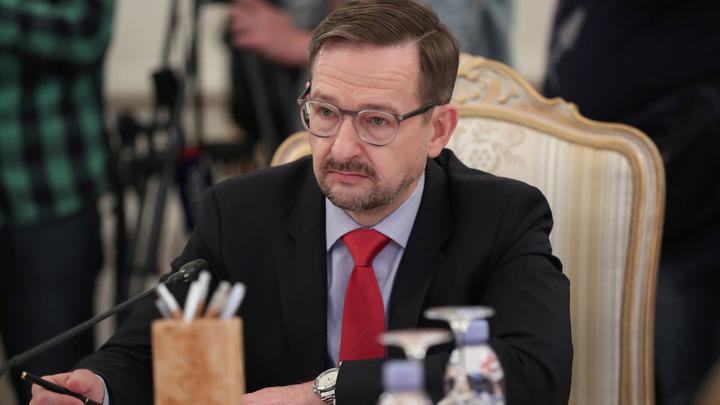 Генсек ОБСЕ потребовал от России простить Украину за провокацию в Керченском проливе
