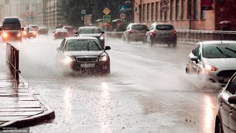В начале недели в 13 областях центральной России ожидается ухудшение погоды