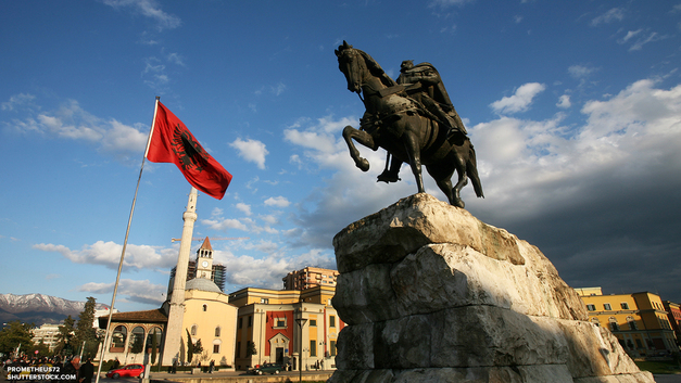 Албания отменила визы для граждан России