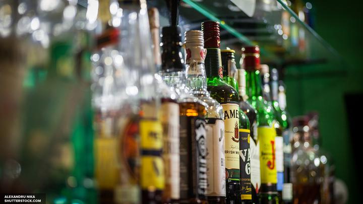 Специалисты узнали, где в России больше всего пьют