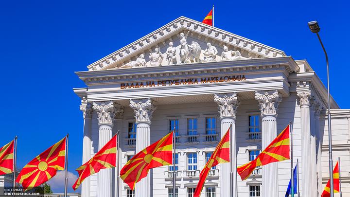 Ради вступления в НАТО Македония готова назвать себя БЮРМ