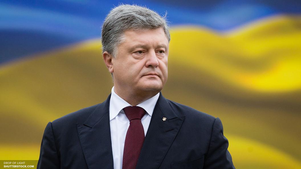 Порошенко официально запретил георгиевские ленточки вгосударстве Украина