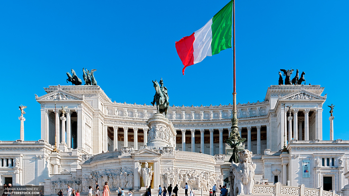 Мэр Рима запросила мораторий на прием новых беженцев
