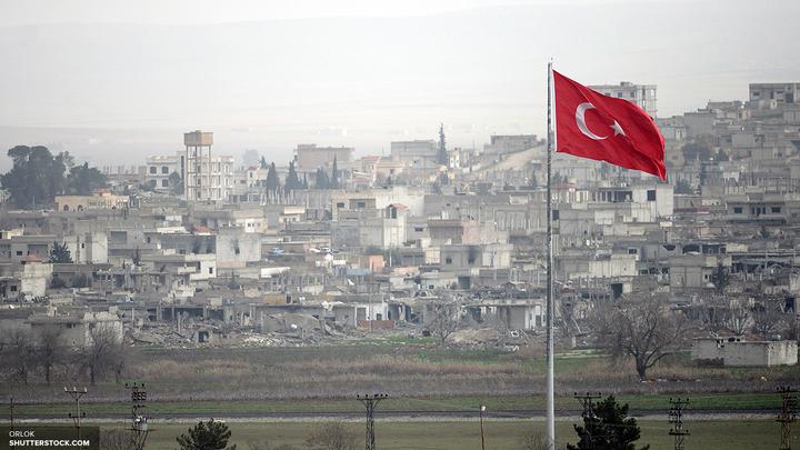 Турция обеспокоена действиями сил курдской самообороны в Сирии