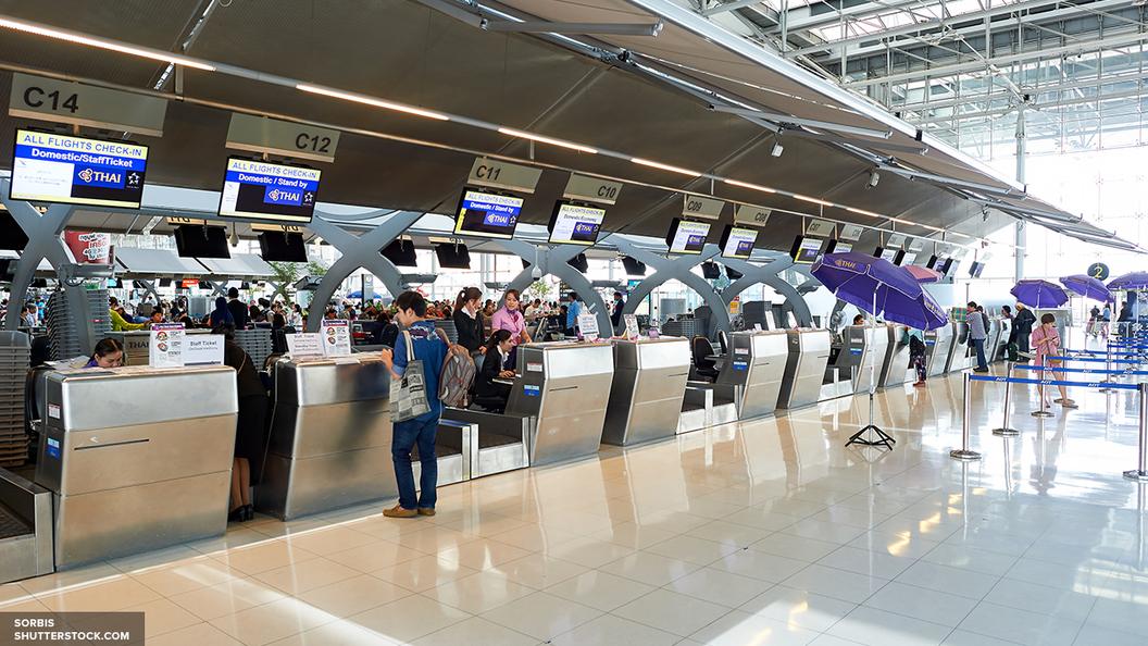 В аэропортах Дубая придумали, как сократить очередь