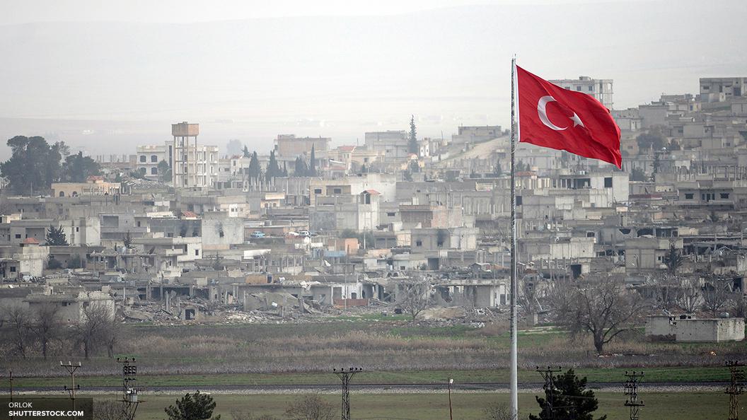 Турция отгородилась от Сирии стеной