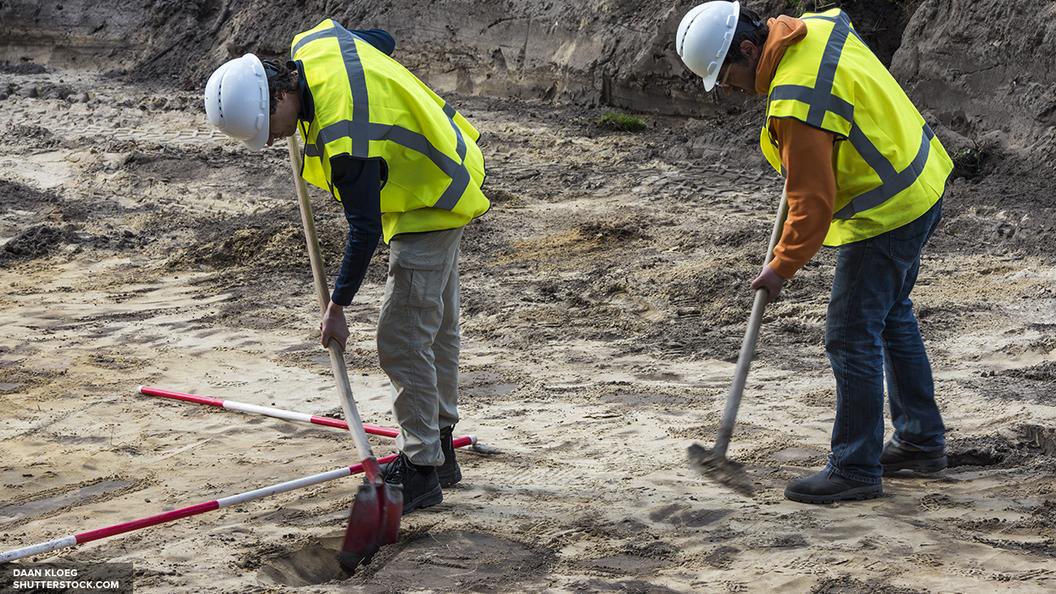 ВАргентине археологи нашли медную маску возрастом 3000 лет