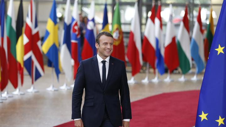 Макрон затеял трансформацию Франции