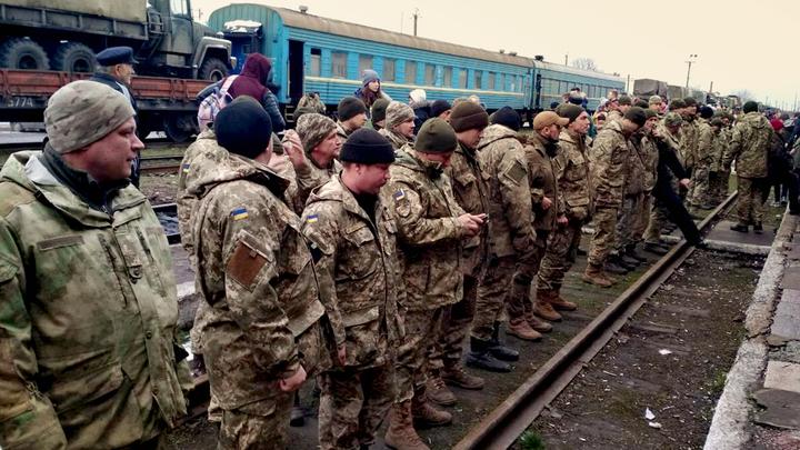 Бегство или плановая ротация: Закарпатский легион выведен из Донбасса