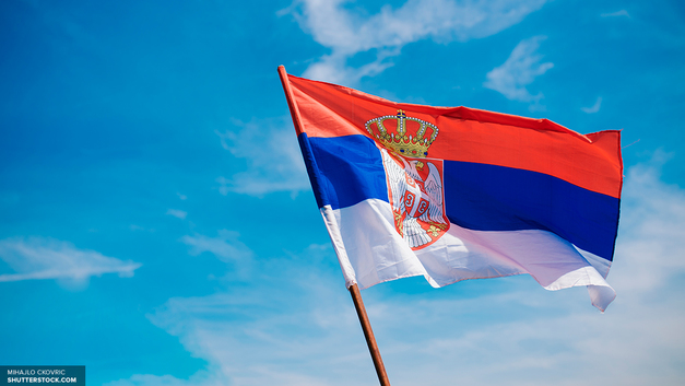 Сербские фанаты баскетбола потрясли Евролигу баннером о русских