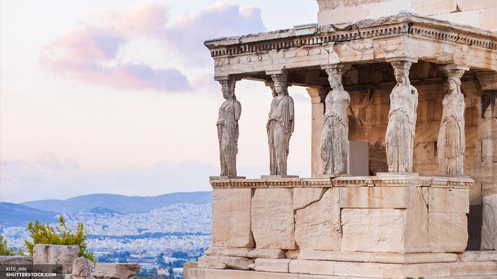 Я люблю греков: На празднике в Белом доме Трамп сделал признание