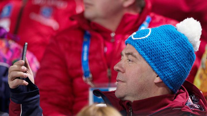 Дмитрий Медведев предложил 18 марта всем отключиться от Интернета