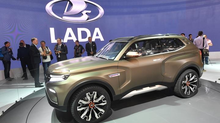 АвтоВАЗ запатентовал дизайн убийцы Lada 4x4
