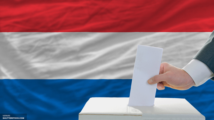 В предвыборной кампании Нидерландов лидирует евроскептик и антиисламист Вилдерс