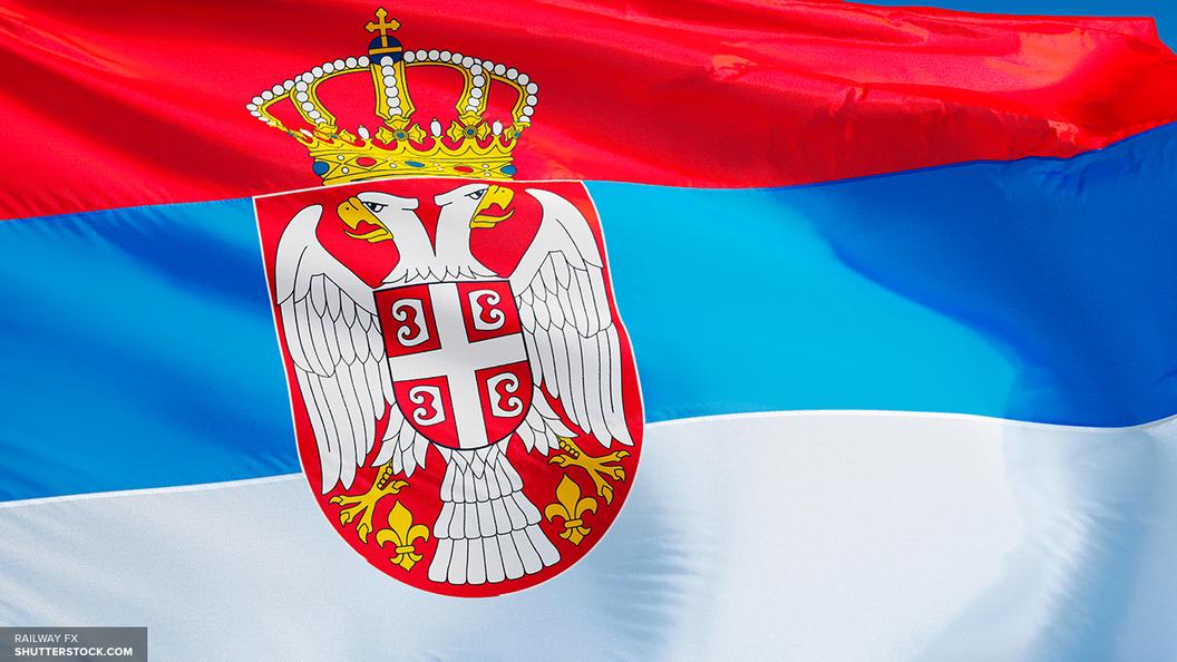 Сербы массово протестуют против избрания Вучича президентом
