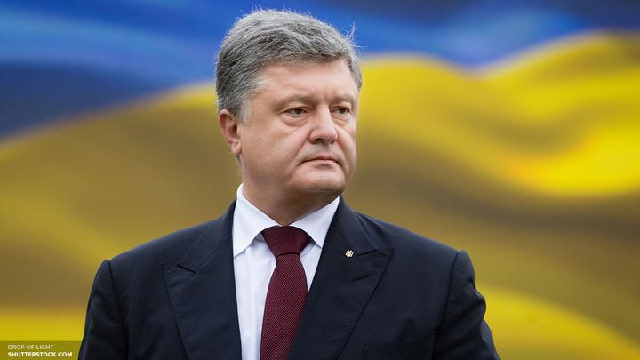 Порошенко заявил, что Киев не пошел на провокацию с Самойловой