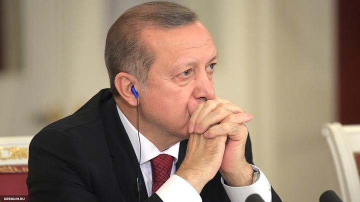Эрдоган лично выразил соболезнованияв связи с терактом в Санкт-Петербурге