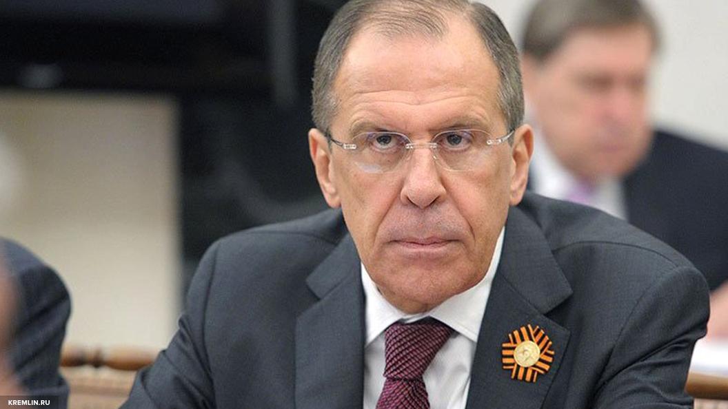 Сергей Лавров: Киев должен остановить блокаду Донбасса