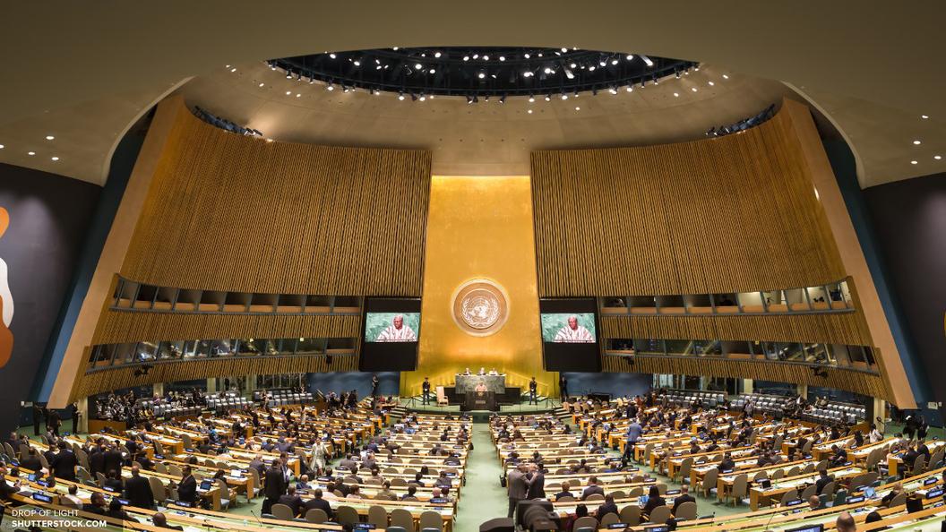 В Совбезе ООН назвали ракетный удар США по Сирии угрозой современному миру