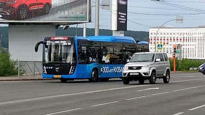 В Кемерове пенсионерам придется осваивать новые технологии ради поездок на автобусе