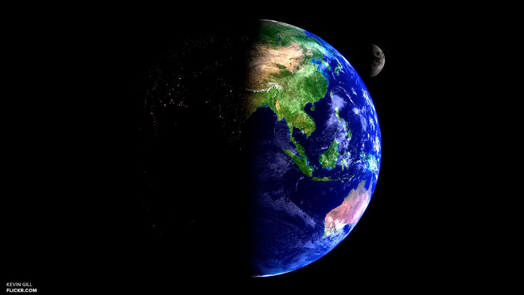 Ученые смоделировали лунный конец света с лютыми морозами