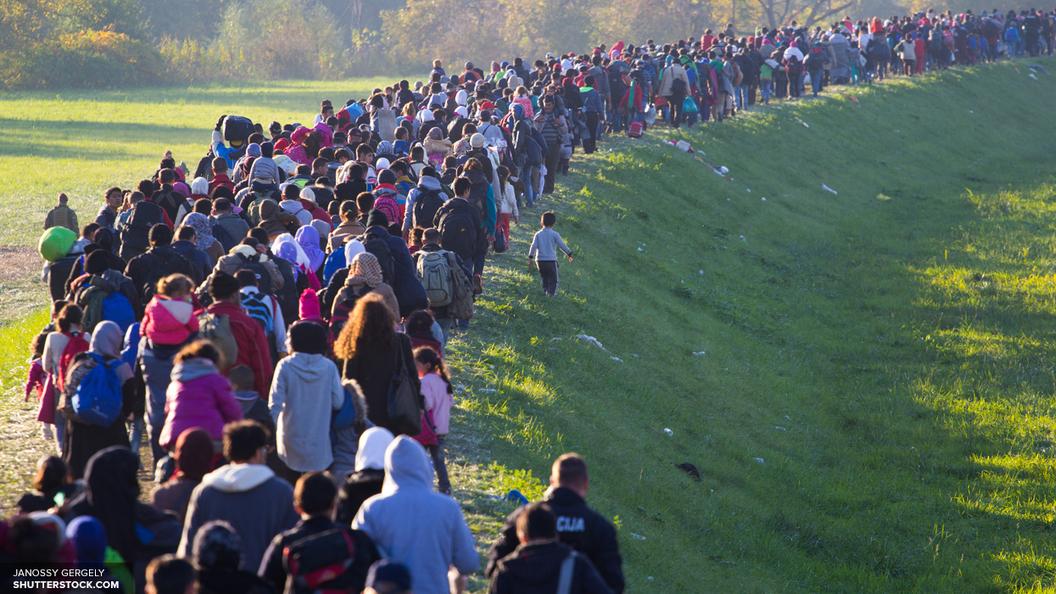 Беженцев принимать нельзя: Глава МВД Чехии настаивает на закрытии границ любой ценой