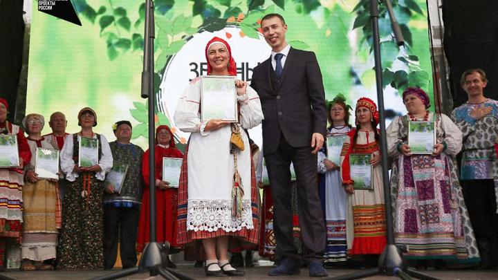 Фестиваль «Зеленые святки» прошёл в Нижнем Новгороде 12 июня