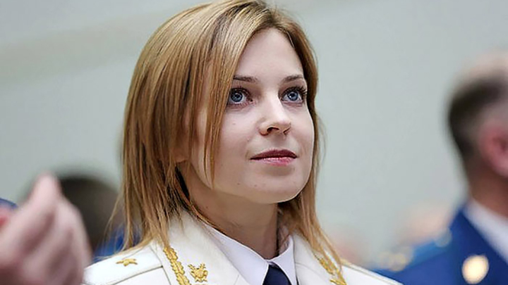 Наталья Поклонская: Слава Богу, Крым наш!