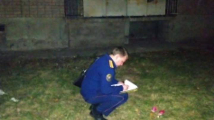 В Сызрани дети выпрыгнули с пятого этажа, спасаясь от пожара