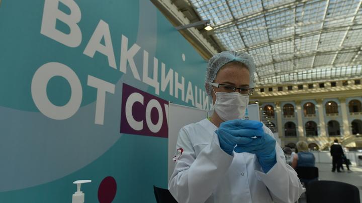 70% медиков в Новосибирской области привились от коронавирусной инфекции