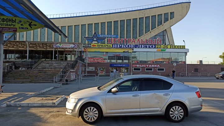 Нужна помощь: в Челябинске решают, что будет на площади перед Дворцом спорта Юность