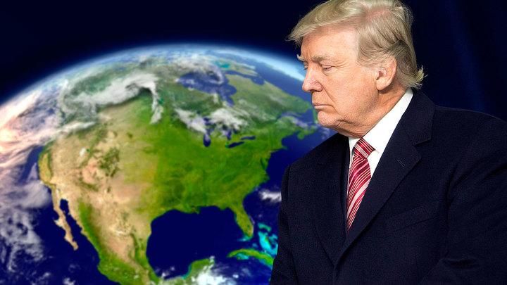 Год на посту: Трампа согнули, но не сломали