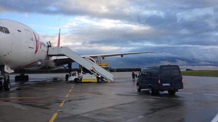 Масло подвело: В Одессе аварийно сел летевший в Москву турецкий Боинг